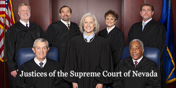 Justices of the Supreme Court of Nevada